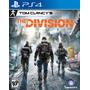 Juego Tom Clancys The Division Para Ps4 Nuevo Original