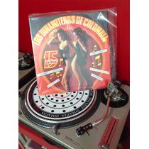 Coma Dj - Los Dinamiteros De Colombia - Acetato Vinyl, Lp