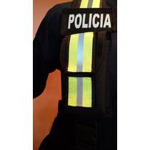 Chaleco Vial Policia