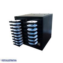 Maquina De Gravar Dvd E Cd Com 9 Gravadores - Usado