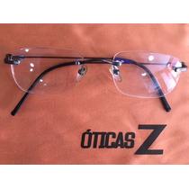 Armação De Óculos Optoline 3 Peças Original - Modelo Balgrif
