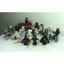 Lego Star Wars (sidious Revan Luke Boba Grievous Yoda Maul)