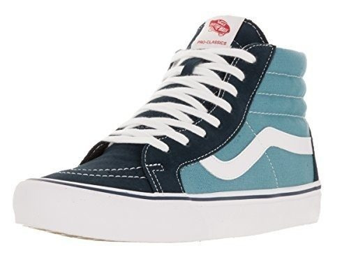 Zapatos Hombre Vans Sk8hi Pro (50th) Navy white Sk 856 -   341.185 ... 271ba6621d7
