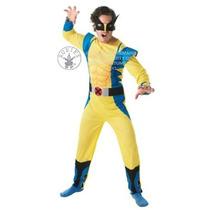 Disfraz Costume De Wolverine Men
