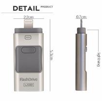 Pendrive Flashdrive Memoria Externa 32gb Iphone,samsung