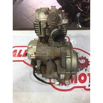Motor Completo Ybr125 Ks Partida Pedal Alemão Motos