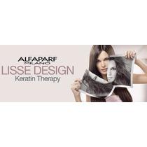 Kit Keratin Therapy Lisse Design Alfaparf (libre De Formol)