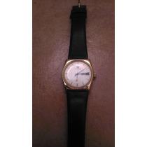 Bonito Reloj Marca Tissot Automatico Chapado En Oro
