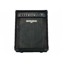 Amplificador Contra Baixo Behringer Bxl3000 Cheiro De Musica