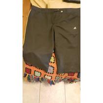 Vendo Bermuda Capri Adidas Original Mujer