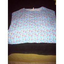 Aurojul-blusa Colores Ultima Moda T.m-tiramisu