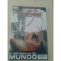Comics De Coleccion Marvel Iron Man Reino Oscuro N. 3