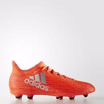 Zapato Futbol Adidas X 16.3 Fg Originales Nuevos (cr7 Messi)