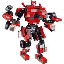 Blocos De Montar Kre-o Transformers Sideswipe Hasbro 31771