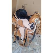 Sela Americana Para Cavalo Prova De Laço! Frete Gratis