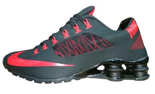 new product 96cb9 d478d ... new zealand nike shox superfly r4 preto e vermelho 0780e ce4ab