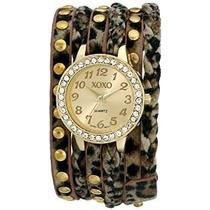 Reloj Brazalete Xoxo Original. Xo5670 Cuarzo Beige
