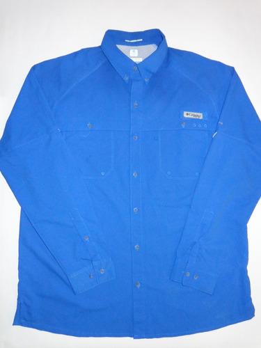 Columbia Omni Freeze Camisa L De Caballero Nueva Detalle M L -   450.00 en Mercado  Libre 9717a3fcc0918