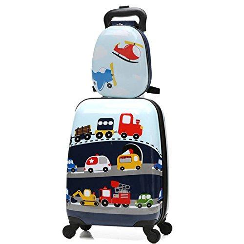 083e7ada8 Morefun Juego De Maletas Para Viaje Para Niños De 2... - $ 172.990 ...