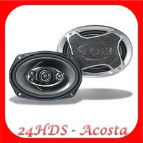 Cornetas 6x9 Para Carro De Alta Calidad Y Sonido Marca Savo