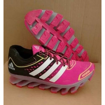 tenis adidas inteligente rosa