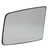 Lente Do Espelho Do Monza E Kadett 94/ - Lado Esquerdo