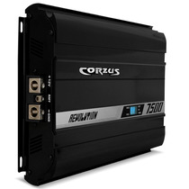 Módulo Amplificador Corzus Revolution Md7500 7500w Rms 1 Can