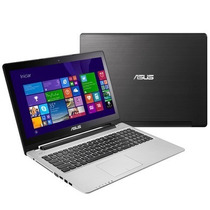 Notebook Asus Core I5, 8gb, 500gb, Dvd-r 15,6 Touch Screen