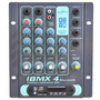 Isabeat Ibmx4 Mesa Som 12v 4 Canais Usb Sd Card Fm Bluetooth