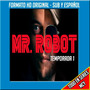 Serie Mr Robot Temporada 1 Formato Original Hd