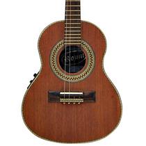 Cavaquinho Rozini Eletrico Rc11 Fishman Tampo Maciço Luthier