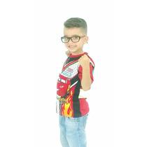 Franelas Para Niños Algodón Vestir Casuales C2553 Rym