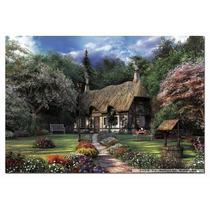 Puzzle Educa 1500 Piezas La Casa De Las Rosas Dominic 15165