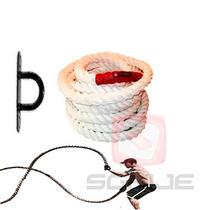 Cuerda Soga Azote Crossfit Profesional Original Battle Rope