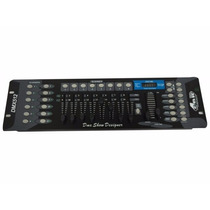 Consola Dmx Gbr Operator 192 Canales Tipo Navigator