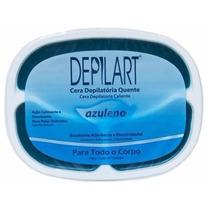 Cera Depilatória Quente Depilart Azuleno - 250g