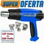 Soprador Térmico Pistola De Ar Quente Goodyear 110v Ou 220v