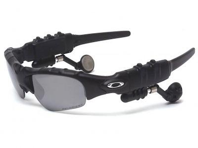 2e90e7abdb9eb Óculos Oakley Thump Fone Bluetooth + Lentes - Pronta Entrega - R  259