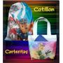 Cotillon Tula Carteritas Infantiles Personalizado 25x20