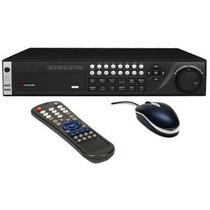 Dvr Hibrido 16 Camaras 8 Analogas Con Audio +8 Ip Hikvision