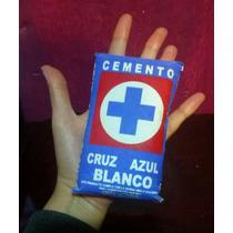 Mini Bulto De Cemento Cruz Azul