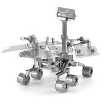 Rompecabezas Métalico 3d Vehiculo De Exploracion Espacial
