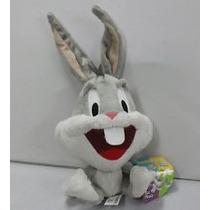 Pelucia Bugs Bunny Pernalonga Looney Tunes