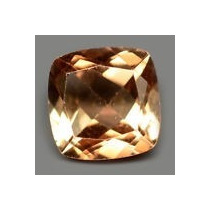 Topacio Imperial 7 ,0 X7,0 X 4,2 Mm 1,85 Ct Natural
