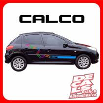 Calco Peugeot 207