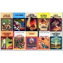 Coleção Vagalume 90 Livros Digitais Da Série Aventura