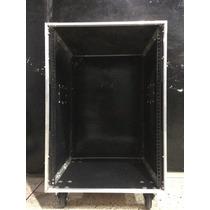 Rack Case 16 Espacios Con Ruedas / Importado / Super Precio!