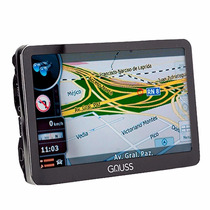 Gps M43 4.3 Touchscreen Mp3 Video Multimedia