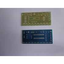 Placa Para Montagem De Vu Meter Com Lm3915