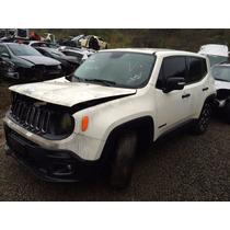 Sucata Jeep Renegade 2016 Rs Peças